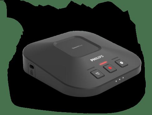 SpeechOne Wireless Dictation Headset PSM6000   Philips