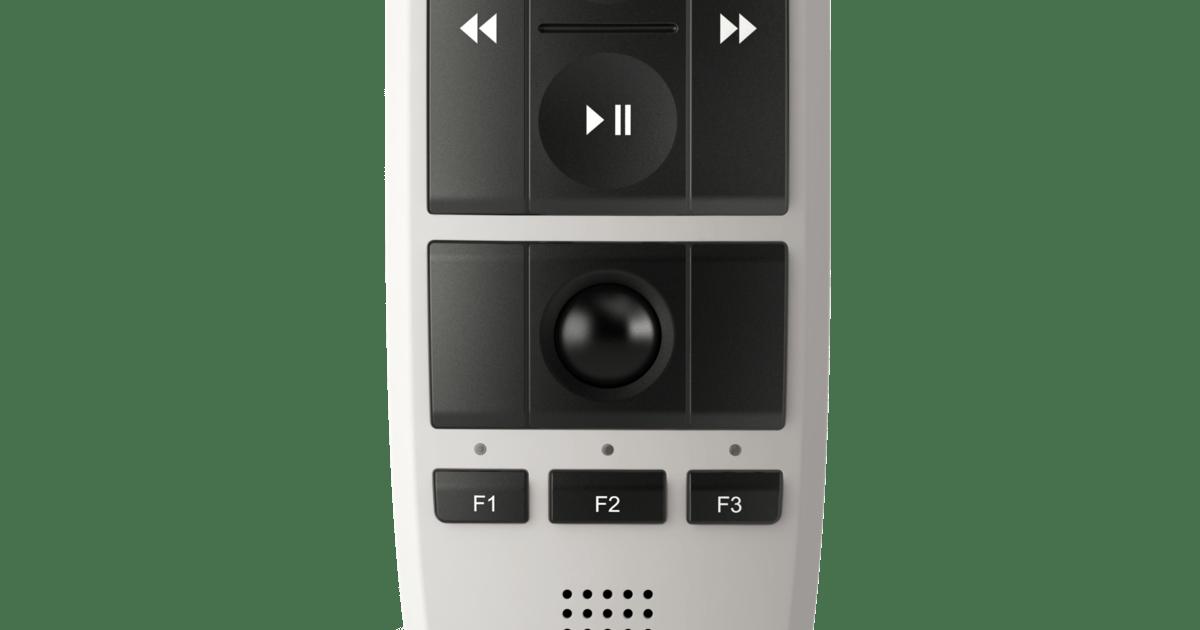 SpeechMike Dictation Microphone LFH3200/3300 | Philips