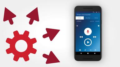 Remote-Management für die bequeme Systemkonfiguration mehrerer Smartphones von einem zentralen Ort aus