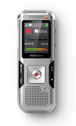 VoiceTracer audio recorder