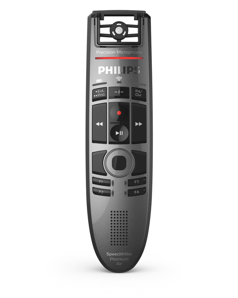 speechmike premium air wireless dictation microphone smp4000 philips rh dictation philips com Philips Electronics Manuals Philips Instruction Manuals
