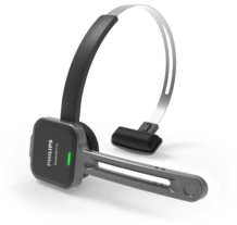 SpeechOne Wireless Dictation Headset