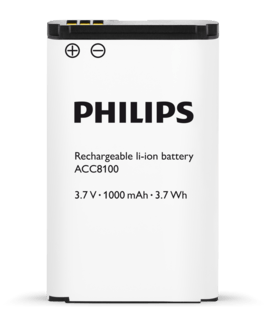 Oplaadbare lithium-ionbatterij