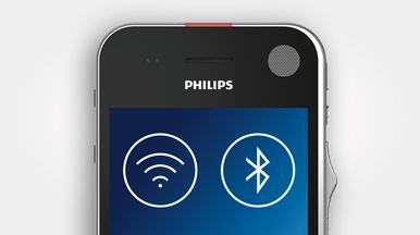 Maximale Konnektivität dank WLAN, LAN, Bluetooth, USB und VoIP