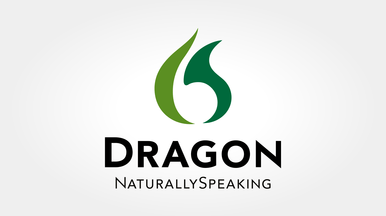 Dragon speech recognition software included