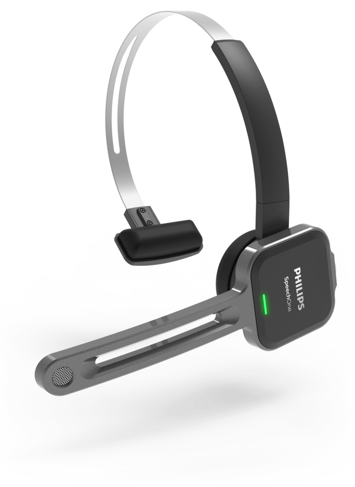 a2bff282aff SpeechOne Wireless Dictation Headset PSM6000 | Philips