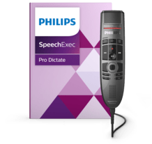SpeechMike Premium Touch Dictation and speech recognition set