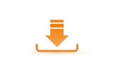 Automatic file download via USB for quick transcription