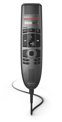 SpeechMike Premium Touch Dictation microphone