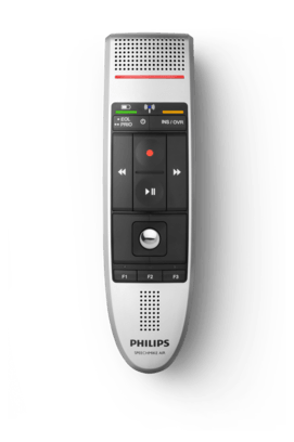 SpeechMike Air wireless dictation microphone