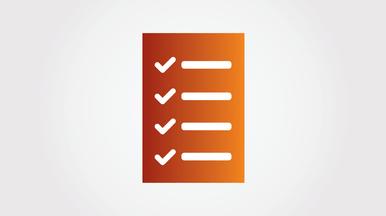 Arbeitslisten für einfache Überwachung und Nachverfolgung der Arbeit