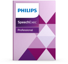 SpeechExec Pro Dictation and speech recognition software