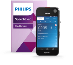 SpeechAir Dictation and speech recognition set