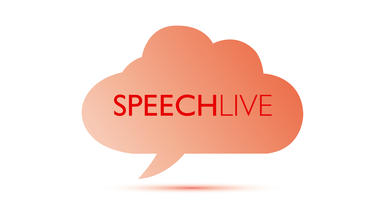 SpeechLive for secure online storage
