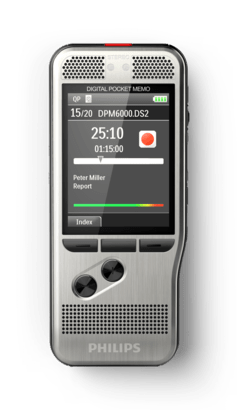 PocketMemo Voice Recorder