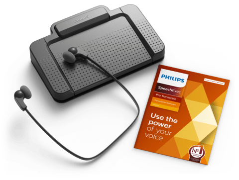 SpeechExec Kit de transcription