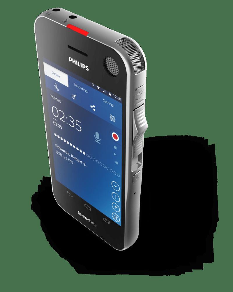 Grabadora de voz inteligente SpeechAir PSP1000 | Philips