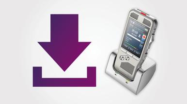 Automatisiertes Herunterladen von Dateien zur schnellen und komfortablen Jobweiterleitung