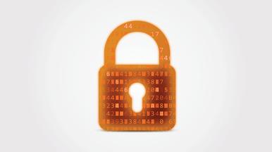 Verschlüsselung und Sicherungsfunktionen für maximale Sicherheit