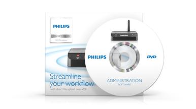 Optionale Administrationssoftware zur Remote-Verwaltung mehrerer WLAN-Adapter