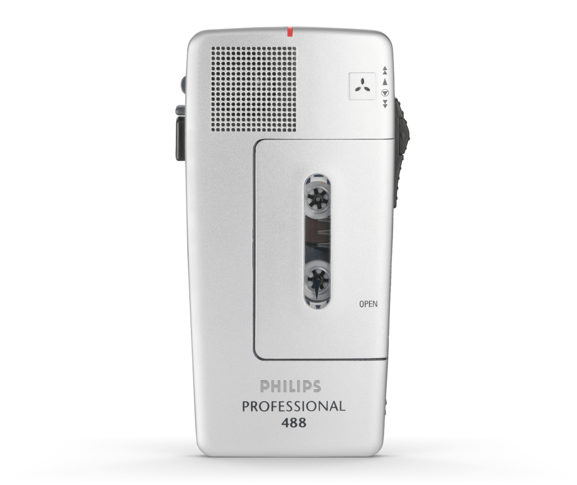 PocketMemo voice recorder LFH0488